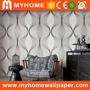 2017 New Washable Vinyl Wall 3D Wallpaper for Interior Decoration pictures & photos