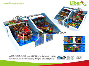 Large Size Amusement Park Games Kids Indoor Playground for Sale pictures & photos