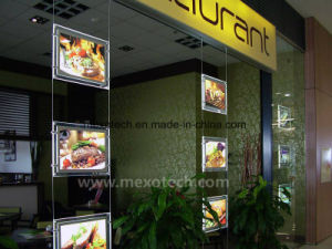 Slim Lightbox Magnetic Lightbox LED Lightbox Crystal Lightbox pictures & photos