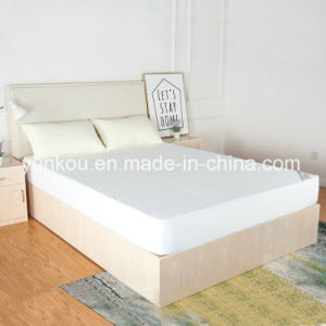 105GSM Terry Cloth Waterproof Mattress Cover pictures & photos