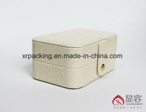 PU Leather Box with Clock pictures & photos