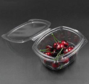 Clear Pet Plastic Tray Box for Fruit and Vegetable Packaging pictures & photos