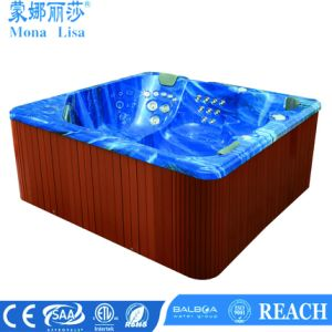 Acrylic Jacuzzi Hot Tub Massage Outdoor SPA (M-3314) pictures & photos