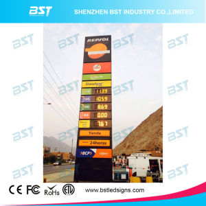 Outdoor LED Gas Price Sign (Remote Controll/PC controll) pictures & photos