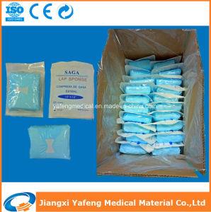 Medical Steriled Disposable Lap Sponge pictures & photos