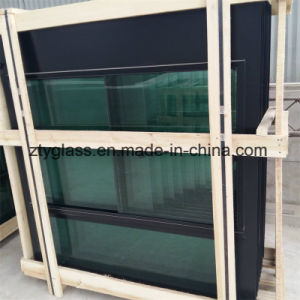 Toughened Left Side Sliding Window Glass for Huanghai Bus pictures & photos