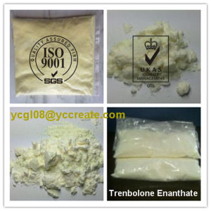 Bodybuilding supplement steroids trenbolone enanthate safe shipment CAS 10161-33-8 pictures & photos