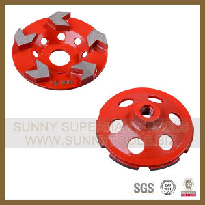 "Product Title7"" Grinding Disc for Concrete Masony Stone Floor Grinder pictures & photos"