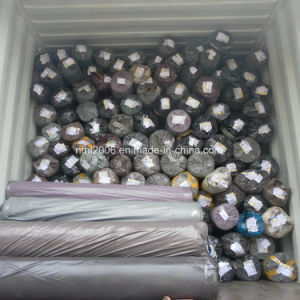 PVC Furniture Leather Stocklot Leather Material for Sofa pictures & photos