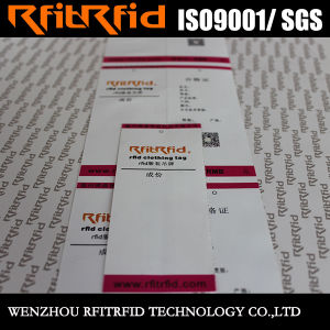 Alien NXP Impinj Chip Rewritable RFID Passive Tags for Inventory System pictures & photos