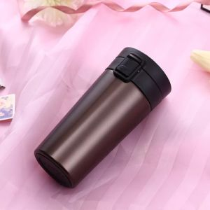 Double Wall 18/8 Stainless Steel Vacuum Insulated Flask Coffee Mug pictures & photos