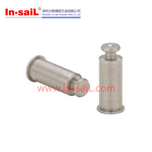 Carbon Steel Keyhole Self-Clinching Pin Skc pictures & photos