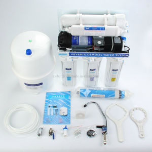 Five Stages RO Smell Rust Removal Water Filter Sterilization Peculiar pictures & photos