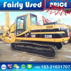 Used Cat Excavator 320b of Cat 320b Crawler Excavator pictures & photos