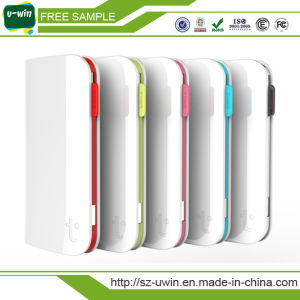 Wholesale New High Capacity 10000mAh Power Bank pictures & photos