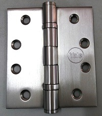 China 2 Ball Bearing Stainless Steel Wood Door Hinge pictures & photos