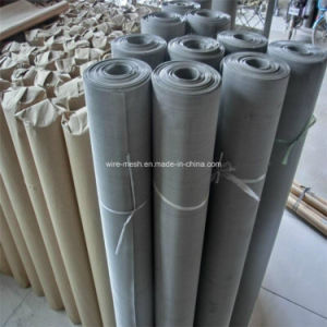 Stainless Steel Wire Mesh for Window Screen (SUS304) pictures & photos