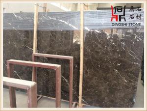 China Emperador Dark Cheap Price Marble Slabs pictures & photos