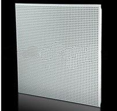 Aluminum ceiling Panel/Aluminum Peforated Panel/Aluminum Ceiling Tile pictures & photos