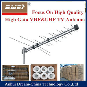 32 Element Outdoor TV UHF/VHF/FM HDTV Digital Antenna Aerial pictures & photos