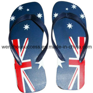 Summer Beach Flip Flops Pool Shoes pictures & photos