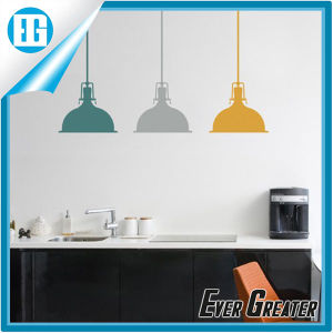 Creative Kitchen Wall Metope Decoration Vinyl Waterproof Sticker pictures & photos