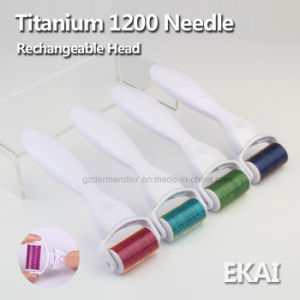 Titanium 1200 Needles Body Derma Roller pictures & photos
