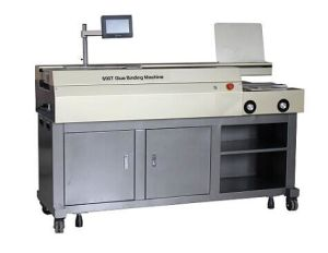 (WD-600T) Copper Printing Paper Glue Binder pictures & photos