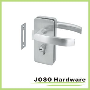 Glass Lock Glass Hardware for Door Furniture (GDL017A) pictures & photos