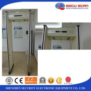 6 zones Walk Through Metal Detector AT-300B metal detector gate pictures & photos
