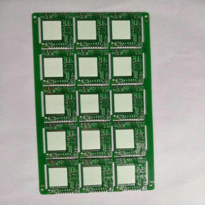 2layers PCB Board&Hal Green Soldermask pictures & photos