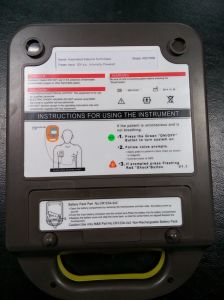 First-Aid Devices Type Portable Automated External Defibrillator pictures & photos