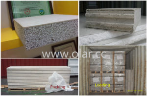 Interior Wall Fiber Cement Sandwich Board pictures & photos