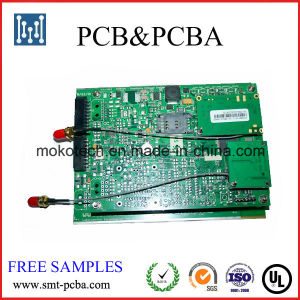 2 Layer OEM Electronic PCBA pictures & photos