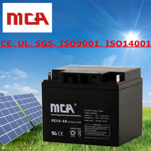 Batteries Gel Filled Marine Gel Batteries Gel Marine Battery pictures & photos