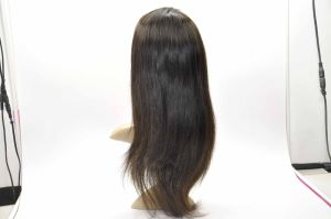 Brazilian Virgin Hair Front Lace Wigs (10Inch-Straight) pictures & photos