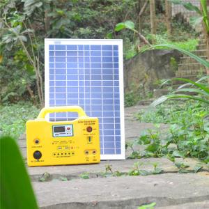 3W-400W Mini off-Grid Solar Power Generator/System Power Bank