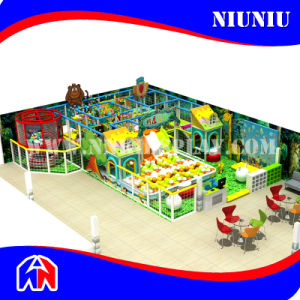 Patented Indoor Design Playground for Children pictures & photos