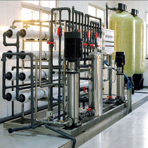Reverse Osmosis Drinking Water Treatment and RO Purifying Machine pictures & photos