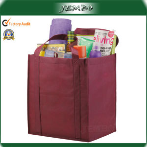 Popular Cheap Promotion Non Woven Fabric Bags for Grocery pictures & photos