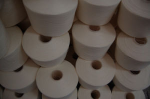Acrylic Knitting Yarn for Sweater (Ne 1/20 raw white) pictures & photos
