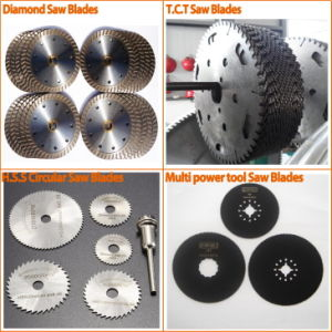 Circular Carbide Tip Tct Saw Blade for Cutting Woods and Melamine pictures & photos