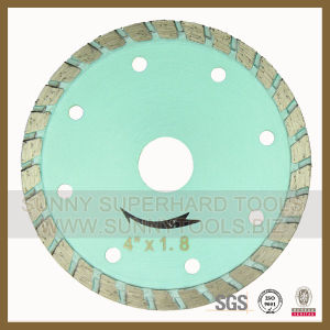 Angle Grinder Diamond Blade for Stone Concrete Cutting pictures & photos