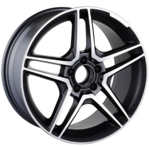 "High Quality 17"", 18"", 19"", 20"" Amg Replica Alloy Wheels for Bzen pictures & photos"