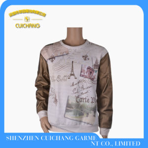 Sublimation Fashion Cheap Sweatshirts CS-005 pictures & photos