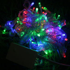 Waterproof LED Christmas Star Fairy Light for Hodliday Decoration IP44 pictures & photos