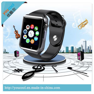 A1 Bluetooth Smart Wrist Watch Men Sport Watch for iPhone 6