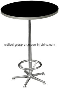 2015 New Style 60cm*110cm Bar Table with Bar Chairs pictures & photos