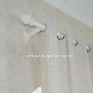 Top Grade Modern Pattern Polyester Yarn Dyed Window Curtain Fabric pictures & photos