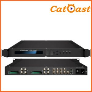 4 in 1 DVB-T2 IRD with Asi Output pictures & photos